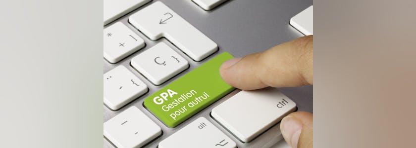 GPA Gestation pour autrui