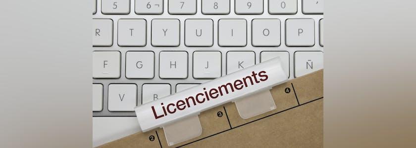 Licenciements