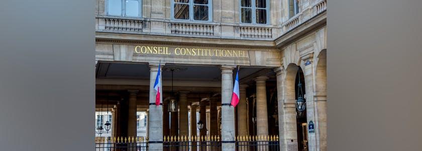 Portail du Conseil constitutionnel