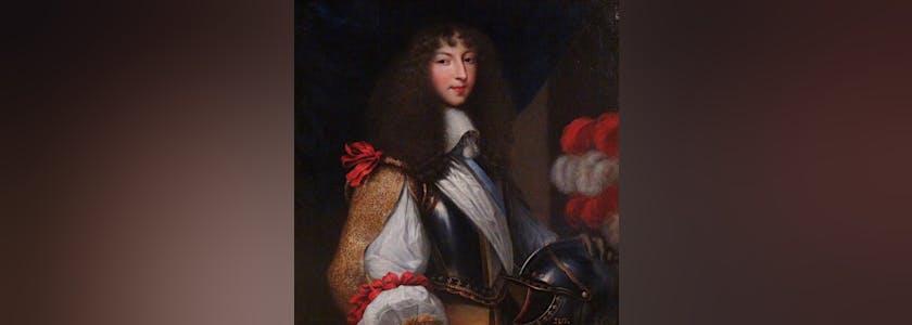 Louis XIV jeune en armure, Jean Nocret, huile sur toile, 1655, Madrid, musée du Prado