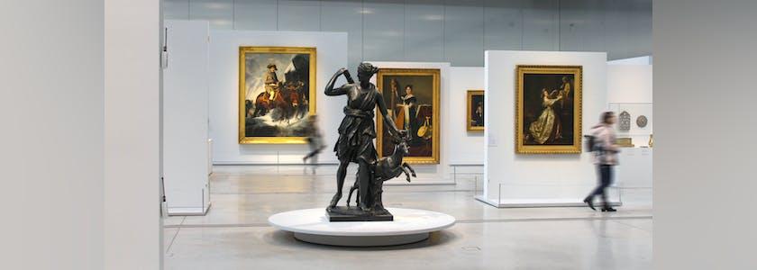 Collections, musées, Louvre